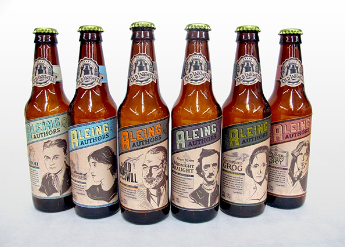 aleing authors packaging
