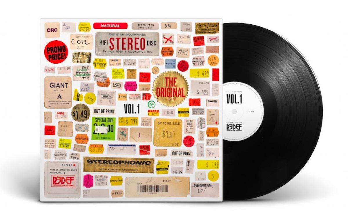 fraye album packaging