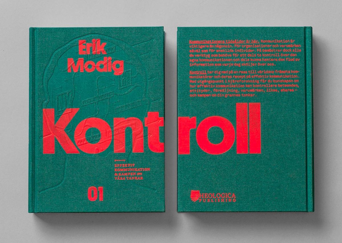 kontroll cover design