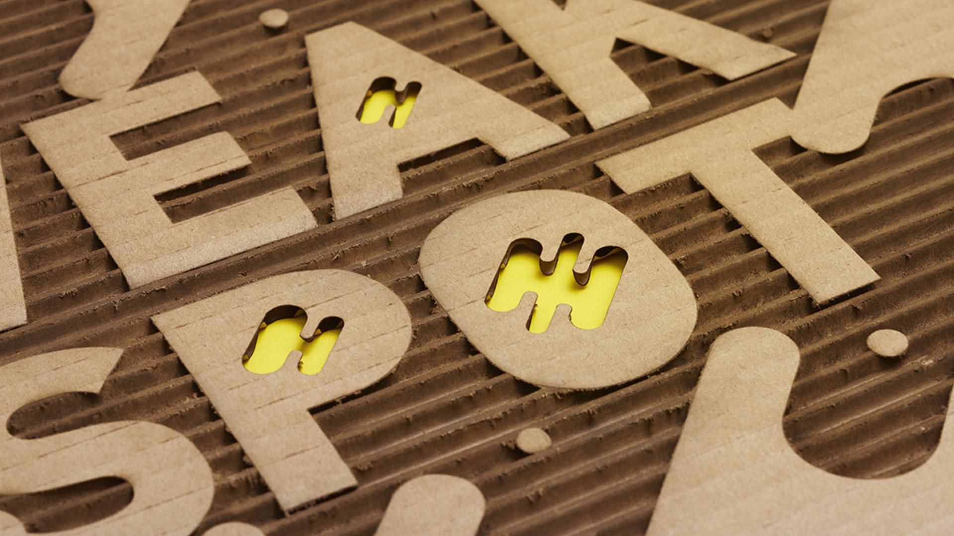 Frogbox Cardboard Posters - PaperSpecs