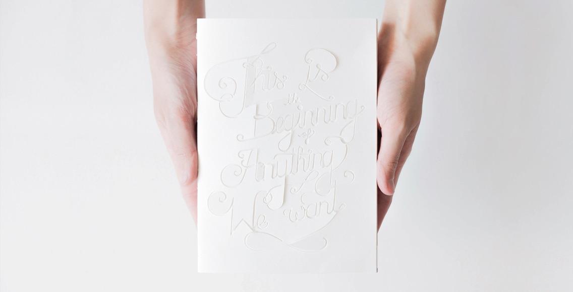 self promo design