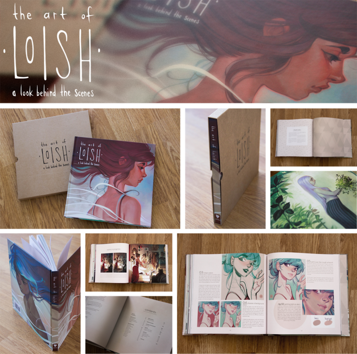 loish packaging