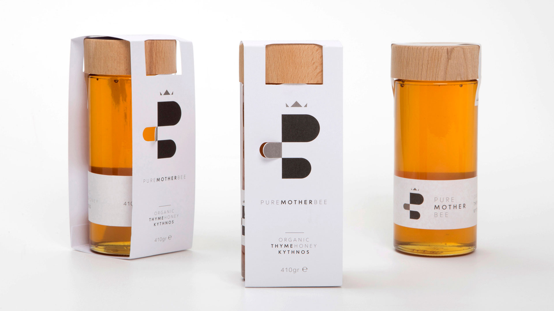 Pure Mother Bee Packaging - PaperSpecs