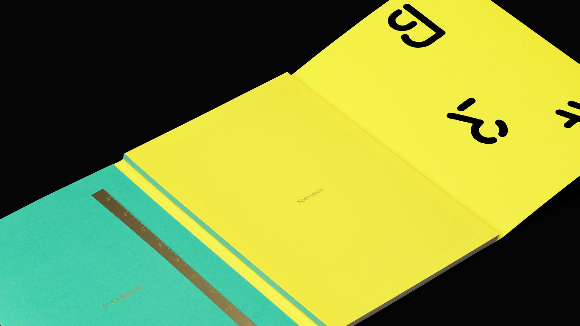 FRANK Typeface Specimen Pack - PaperSpecs