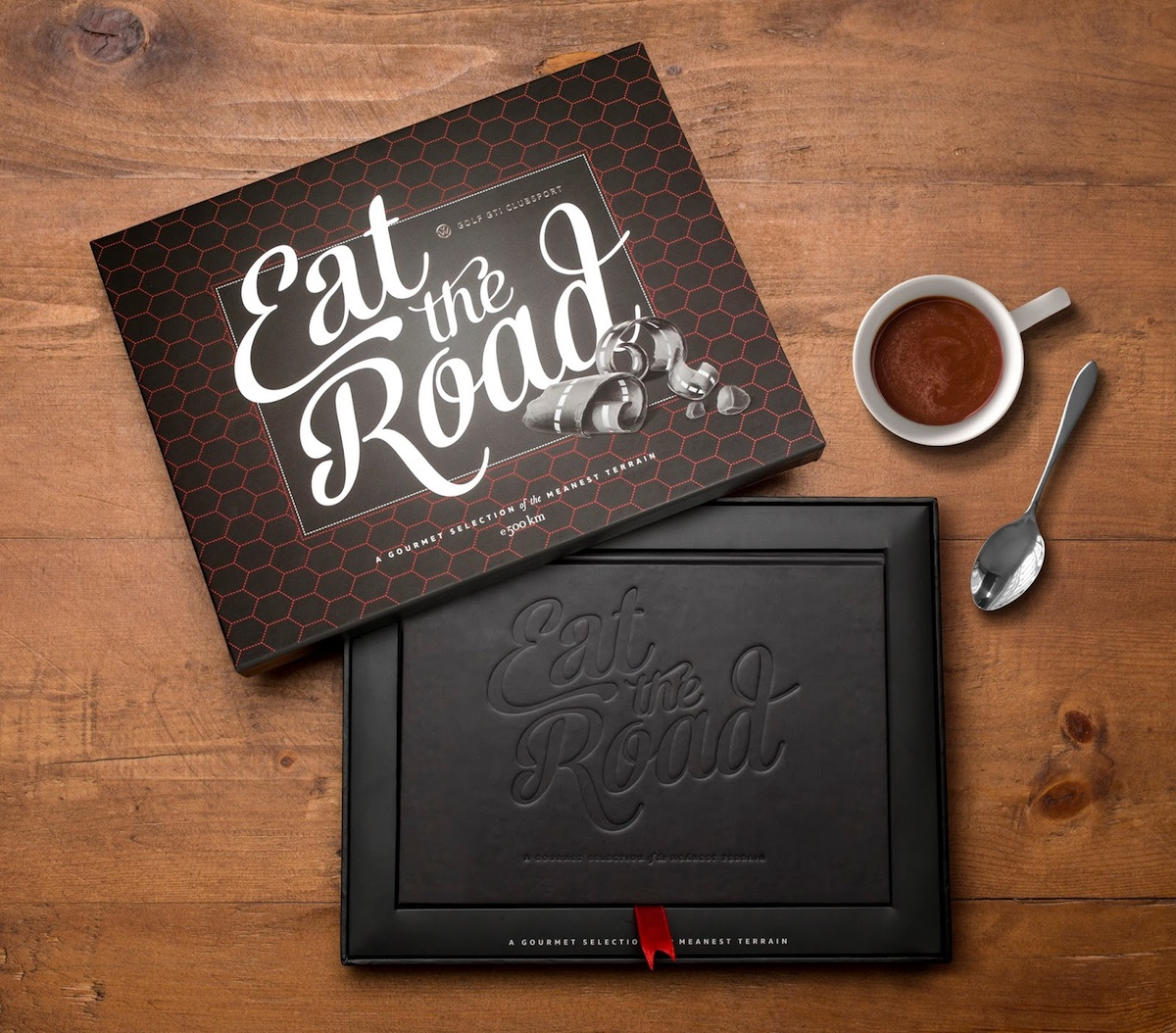 eat the road box design