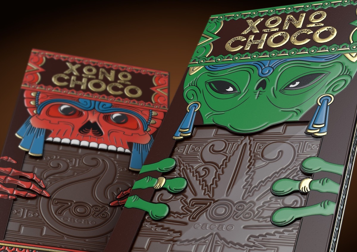 xonochoco packaging