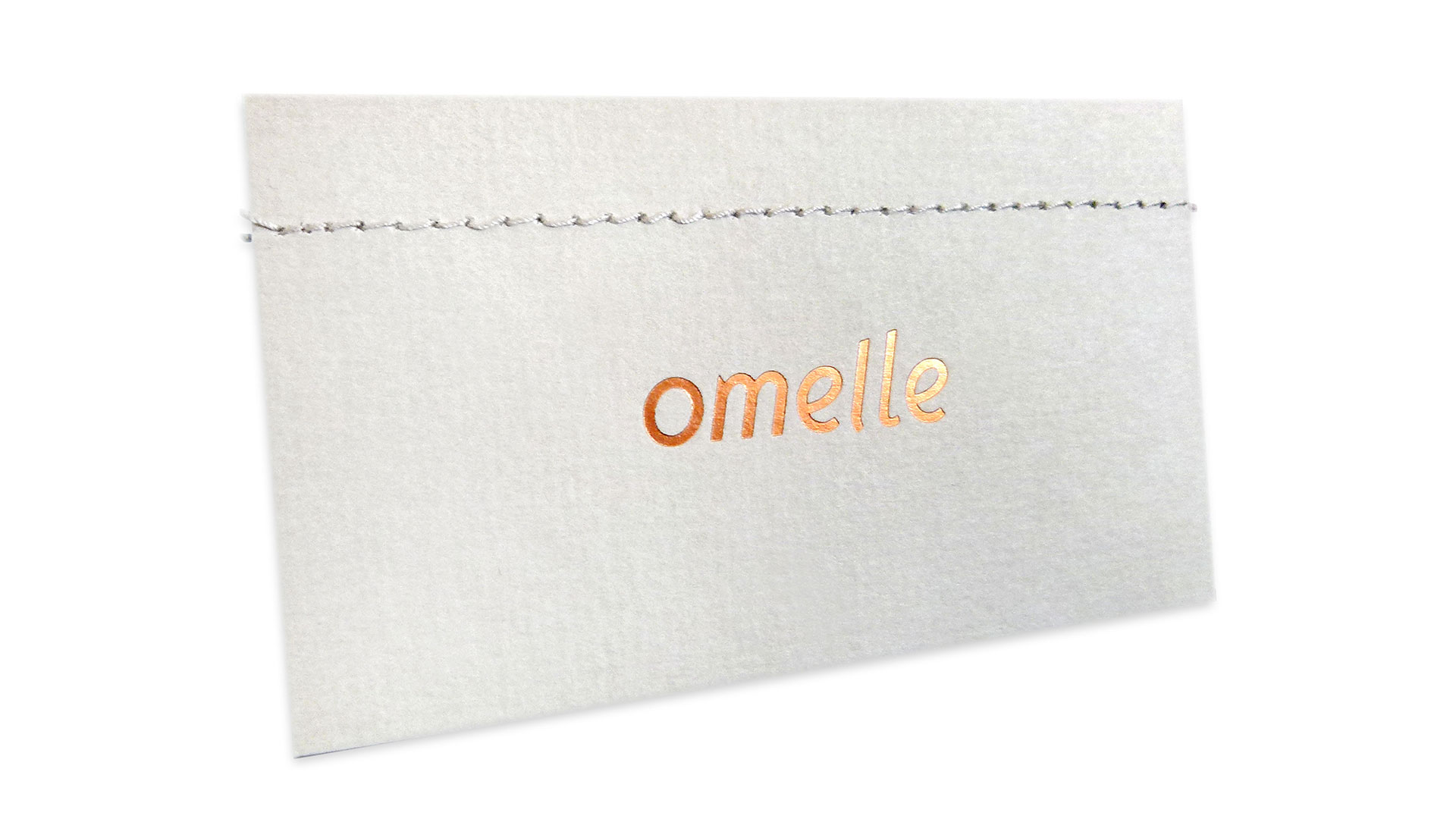 Omelle Business Card - PaperSpecs