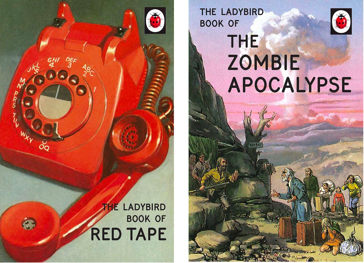 ladybird book design