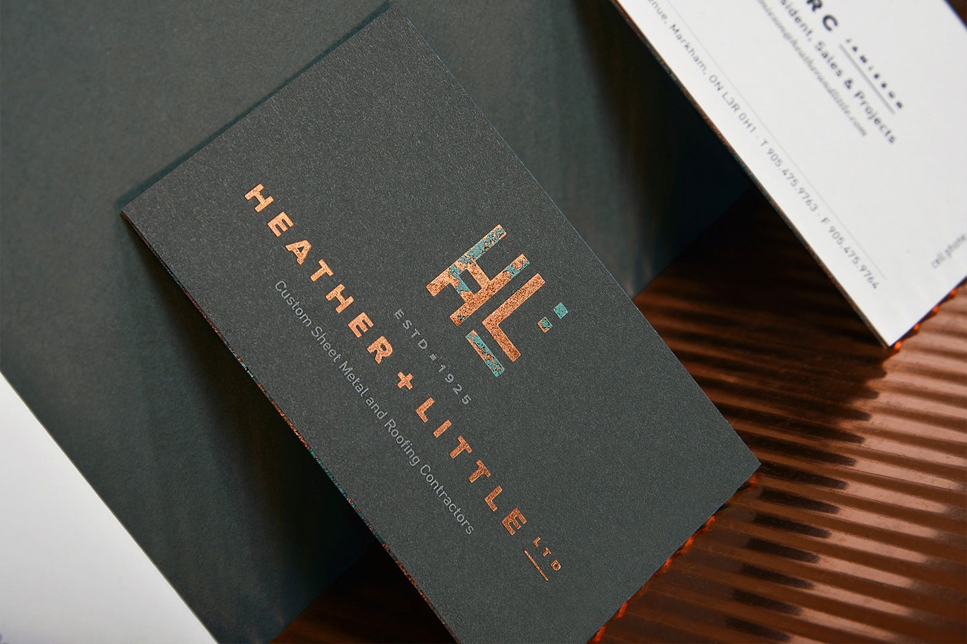 Heather & Little Identity Package - PaperSpecs