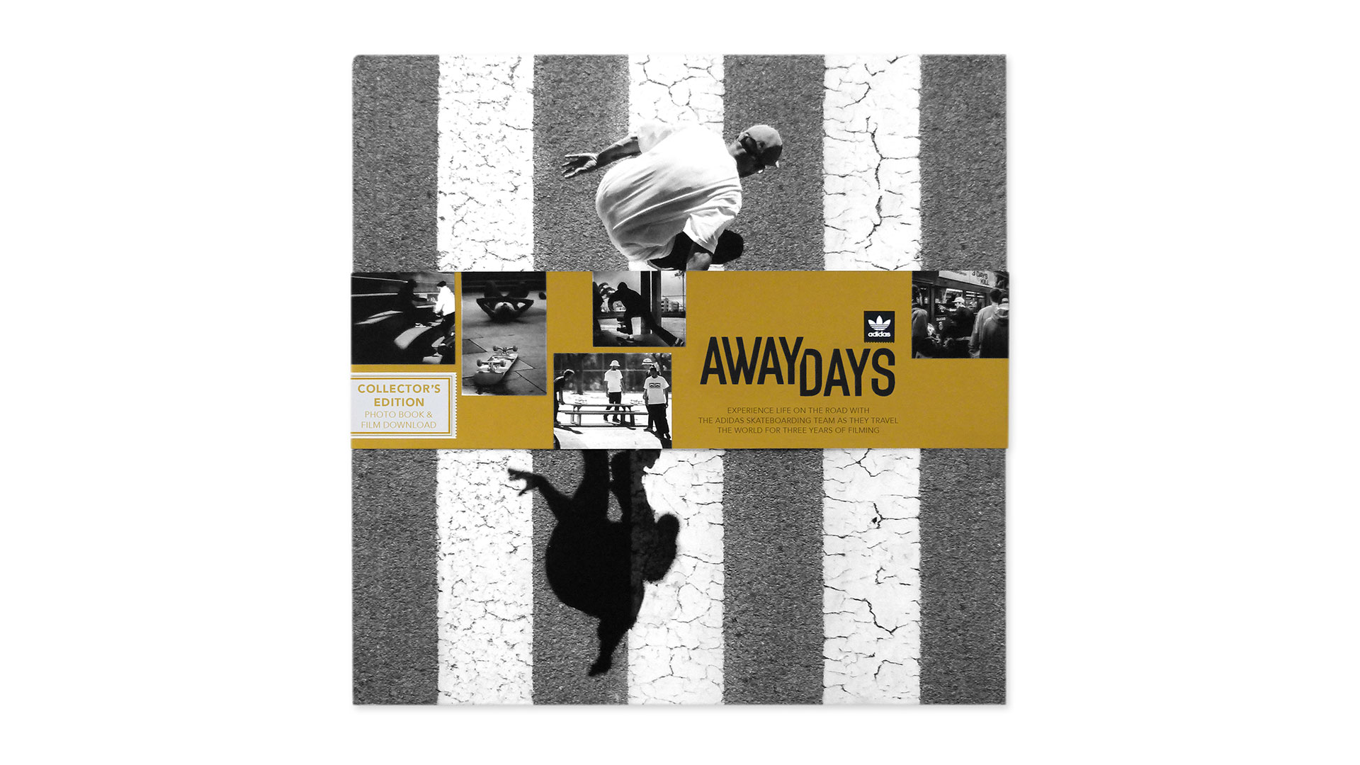 'Away Days' Book - PaperSpecs