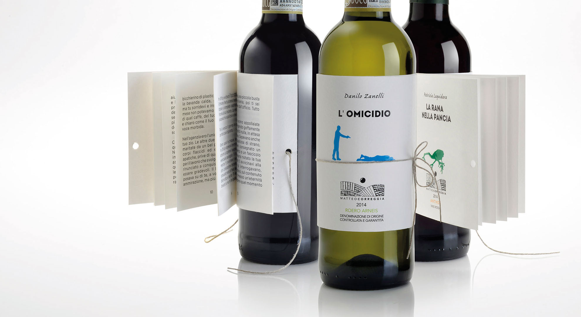 Librottiglia Wine Label - PaperSpecs