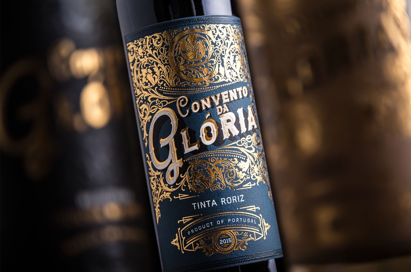 Convento da Gloria wine label