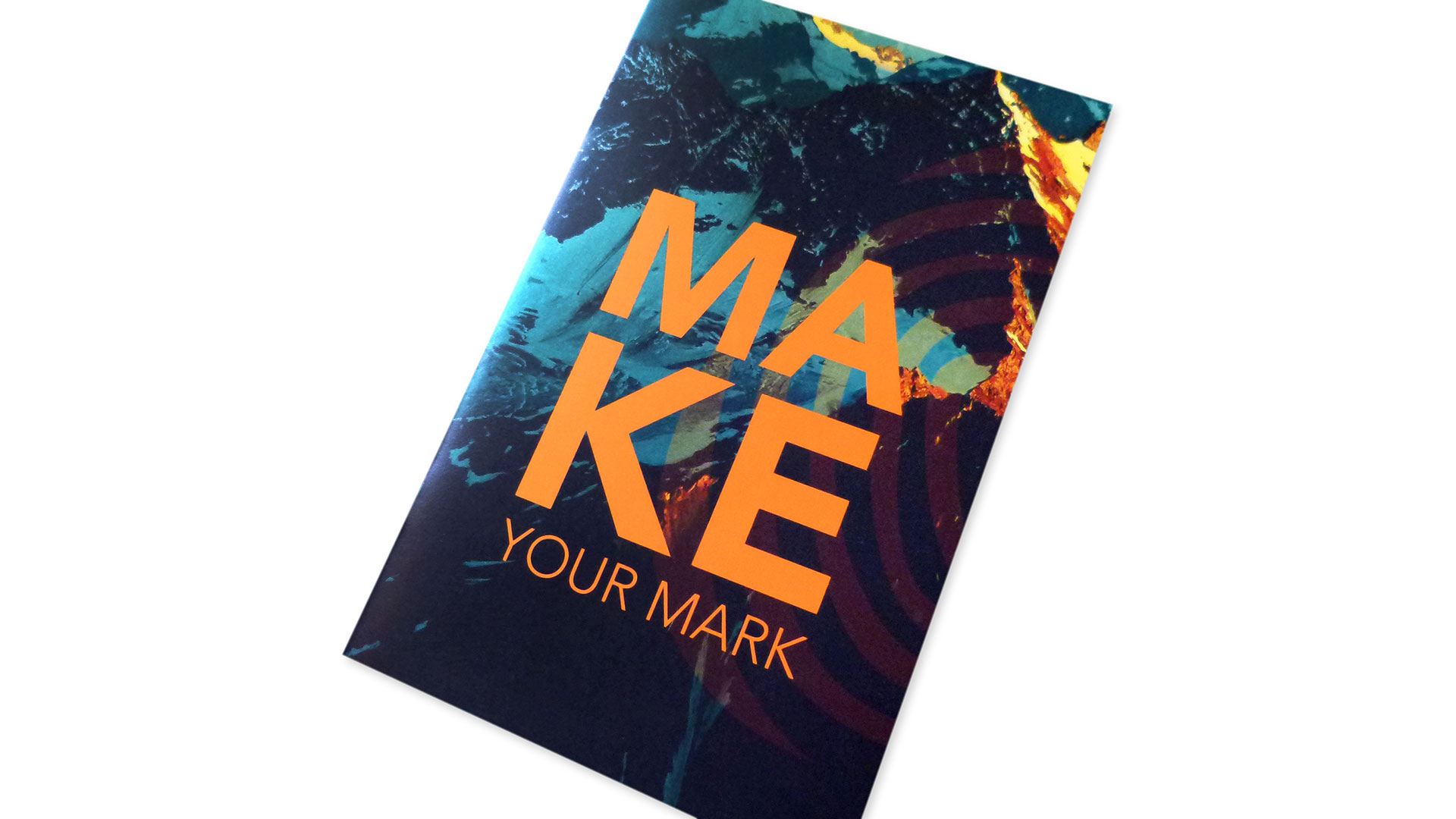 'Make Your Mark' Capabilities Brochure - PaperSpecs