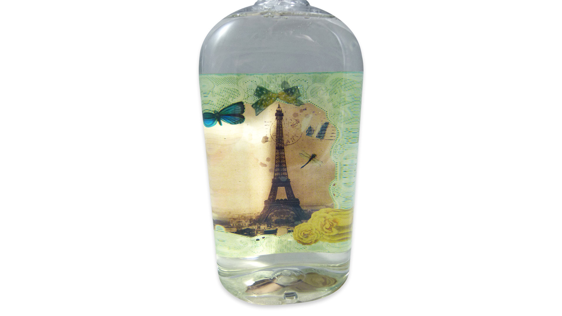 Dream of Paris Hand Soap Label - PaperSpecs