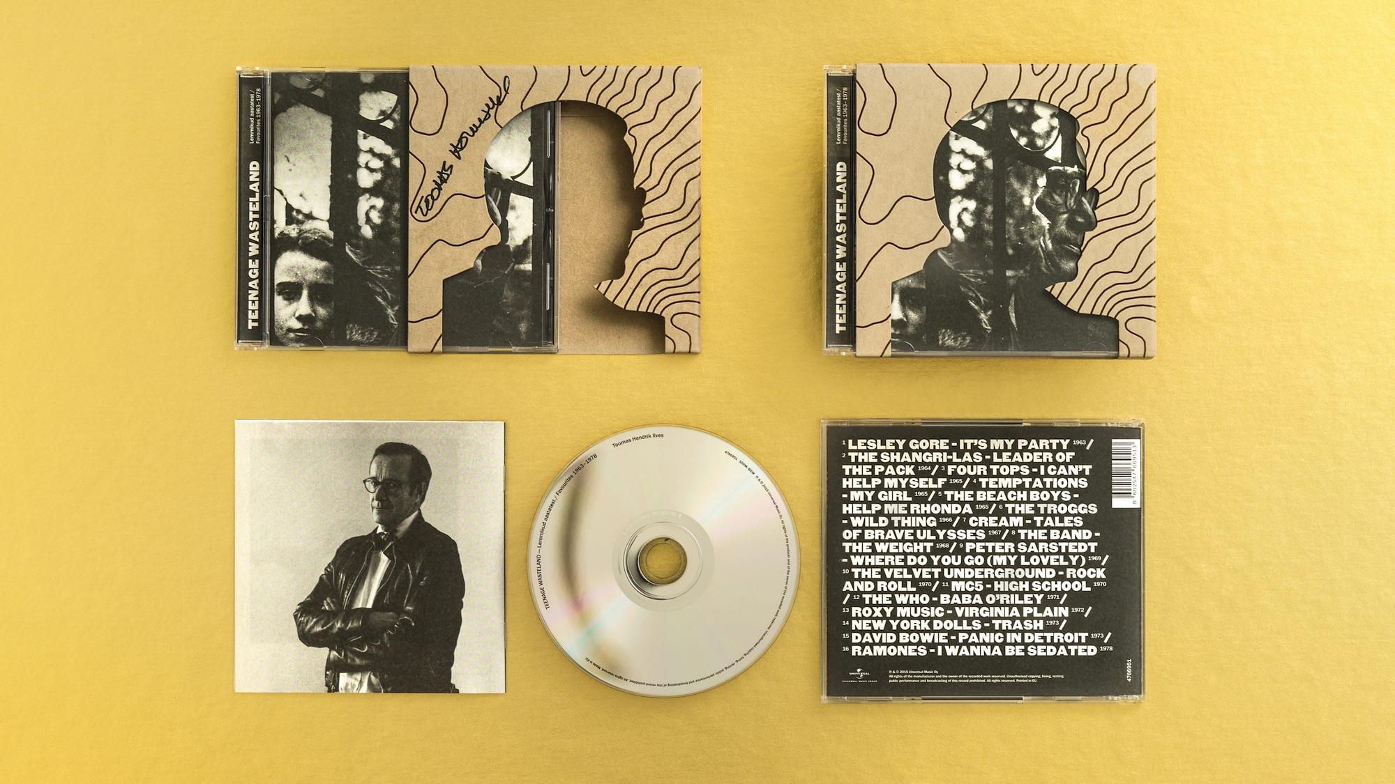 estonian president album packaging