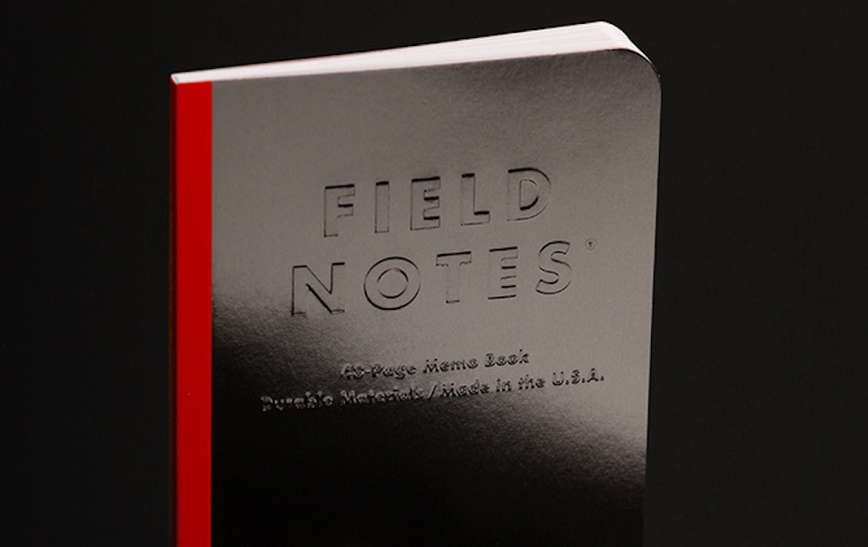 Field Notes Black Ice Edition - PaperSpecs