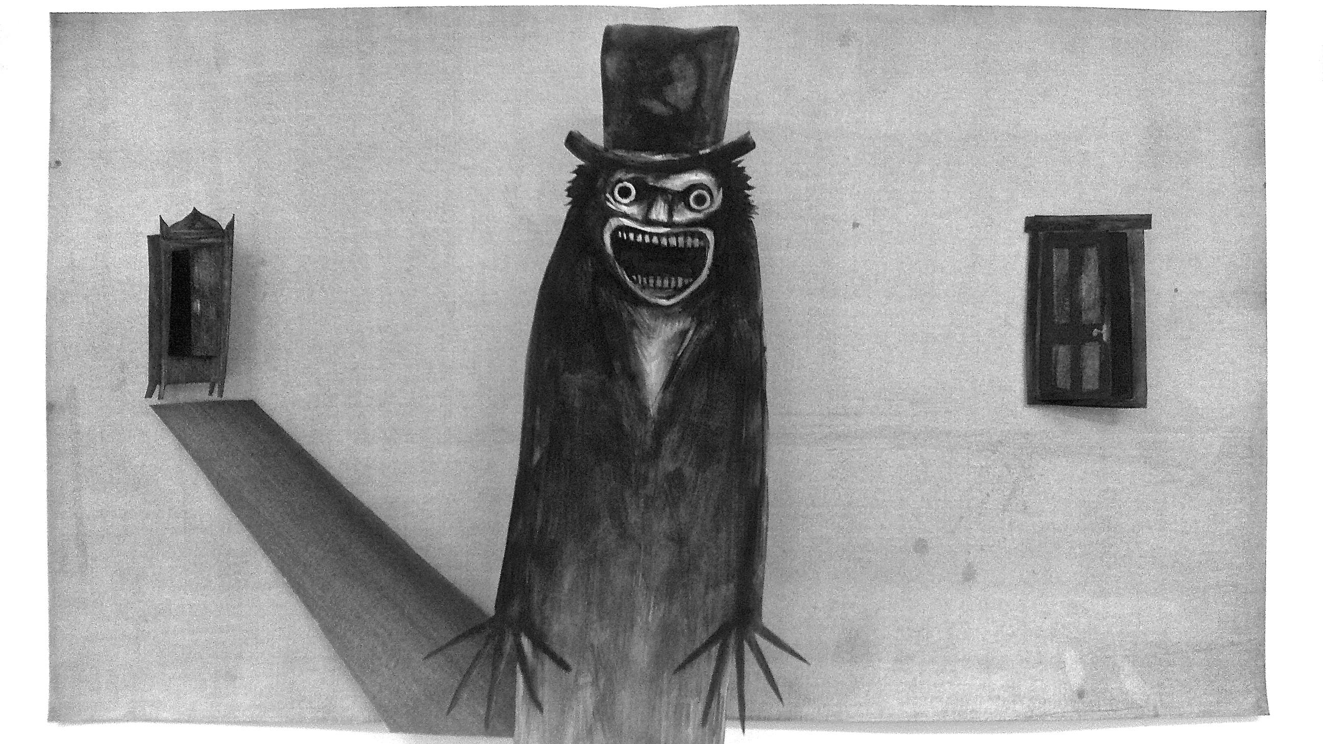 The Babadook Pop Up Book Paperspecs