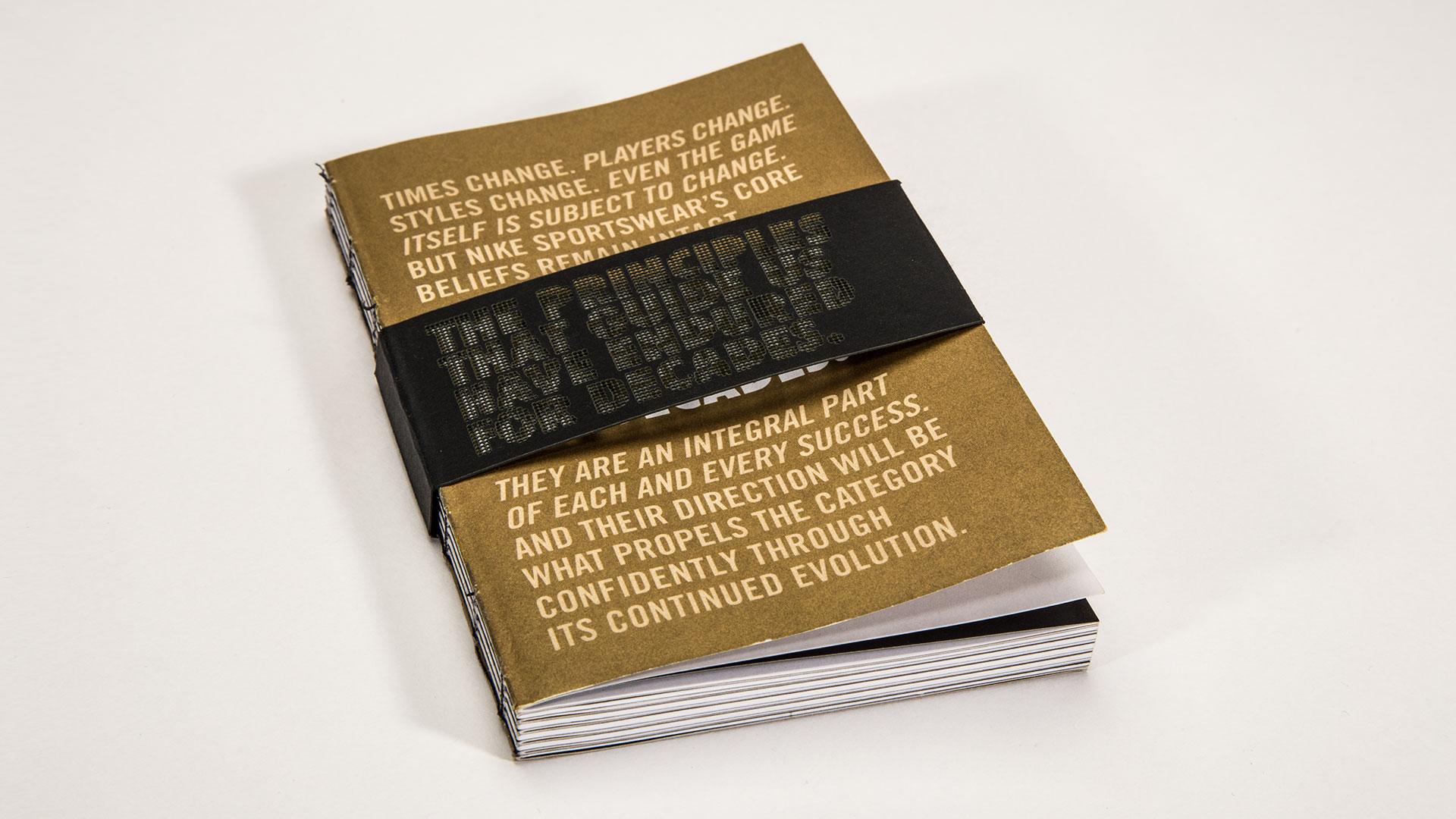 NIKE 5 Principles Handbook - PaperSpecs