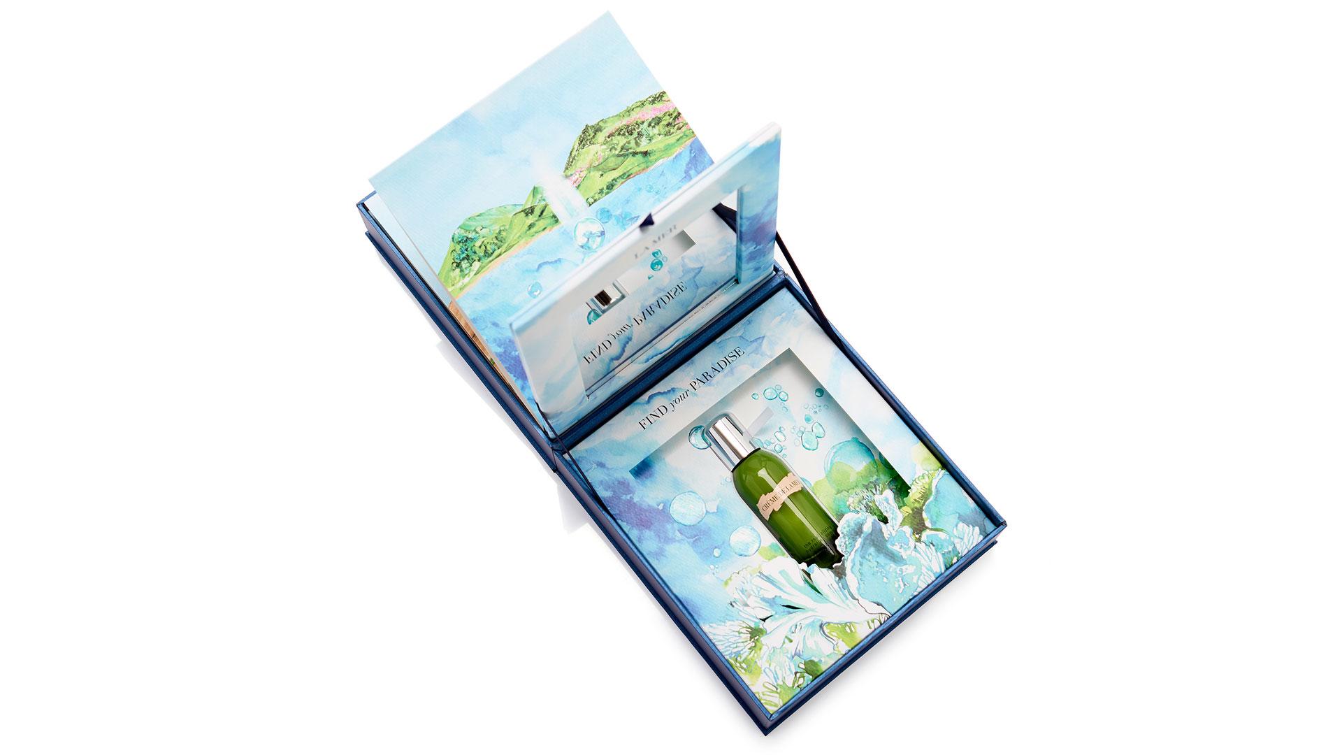 La Mer Packaging - PaperSpecs