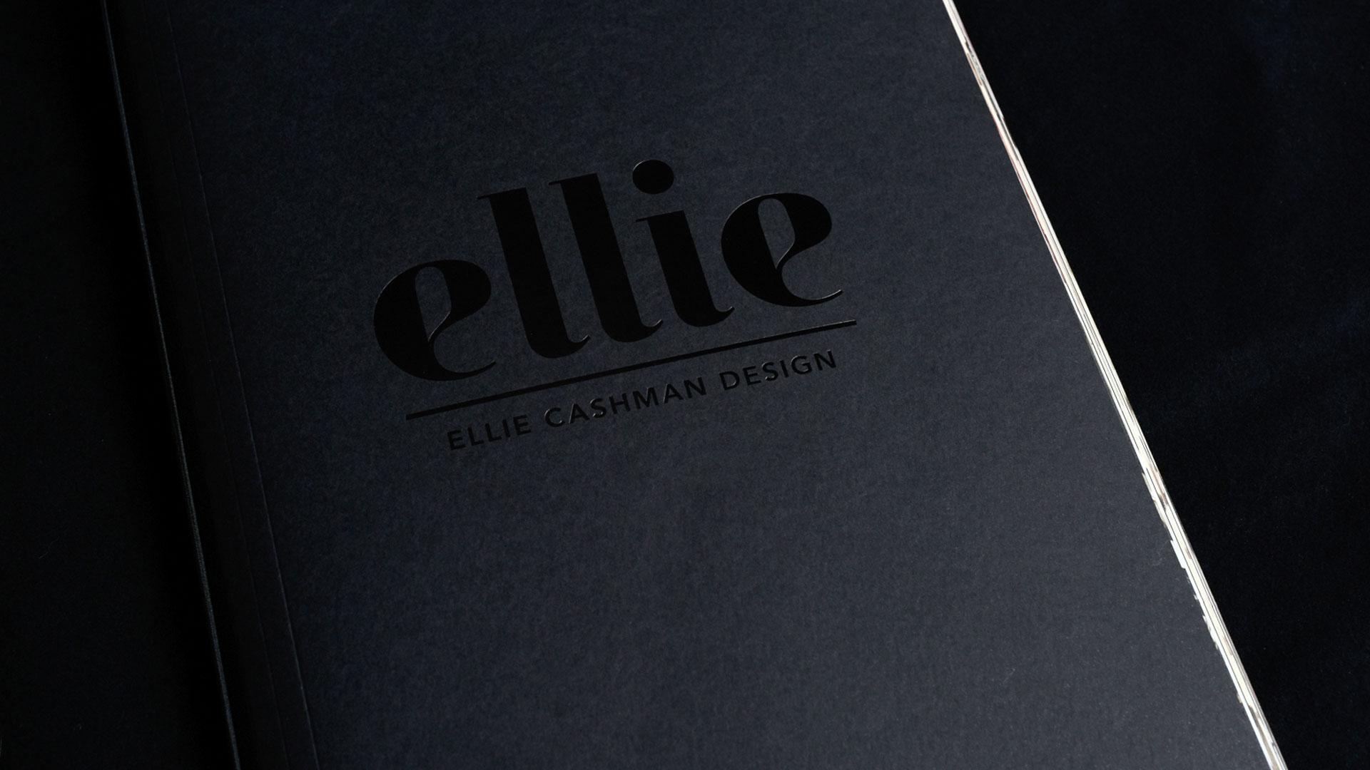 Ellie Cashman Design Identity - PaperSpecs