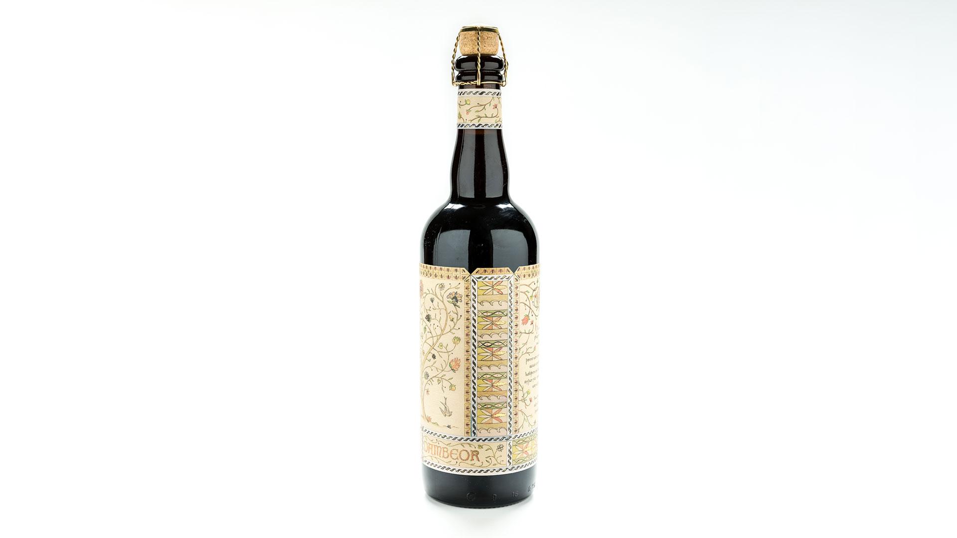 Adambeor Found Beer Label - PaperSpecs