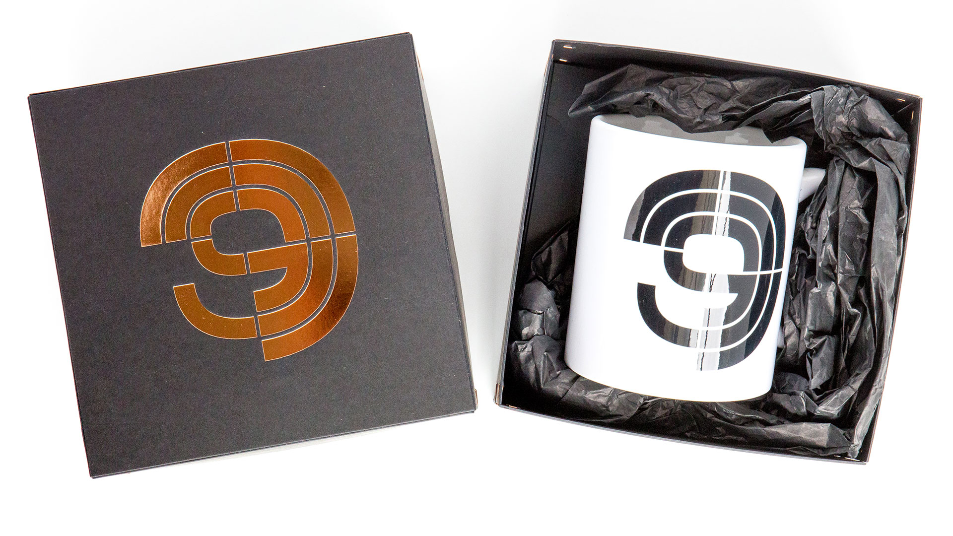 Bielefeld Philharmonic Mug Packaging