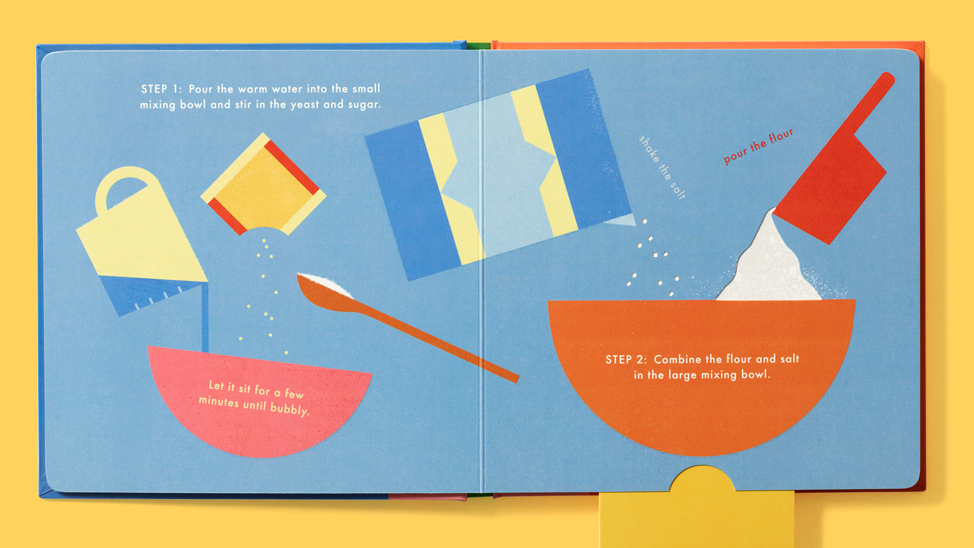 Cook in a Book Series - PaperSpecs