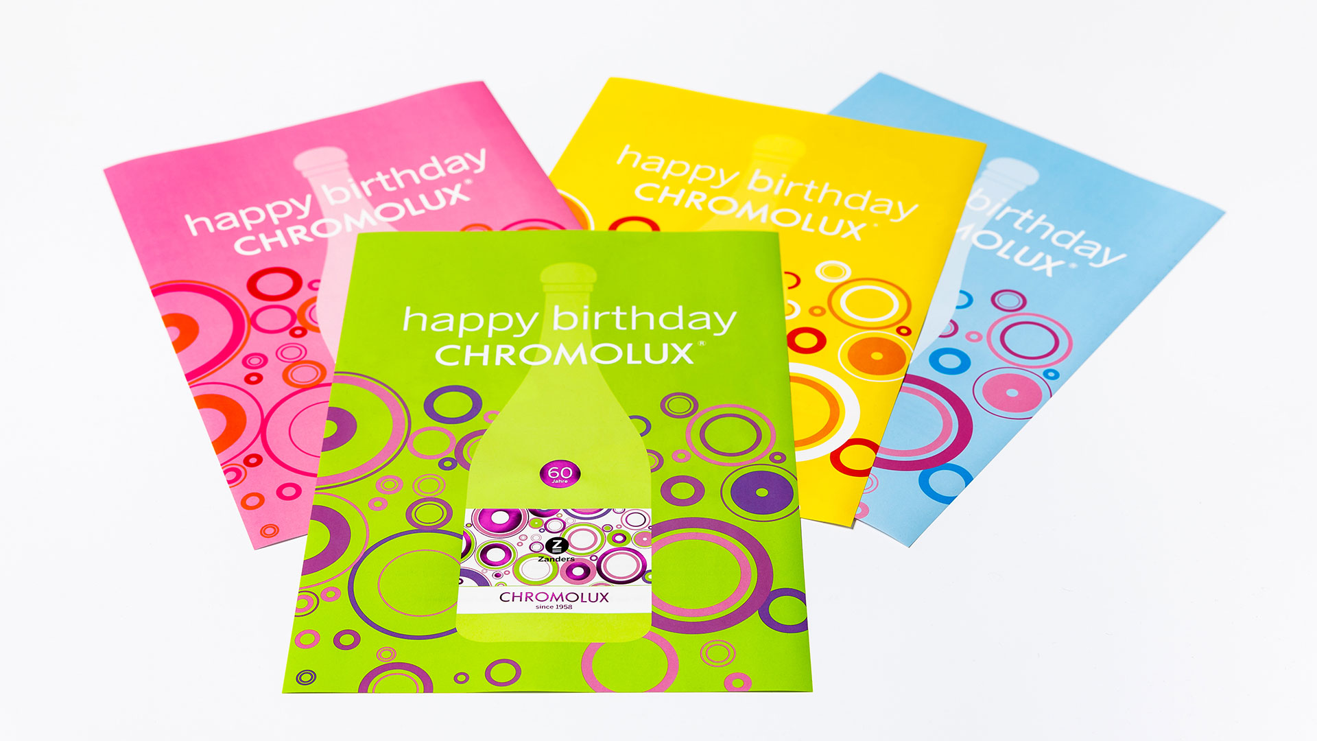 Chromolux: Making Your Design Shine for 60 Years