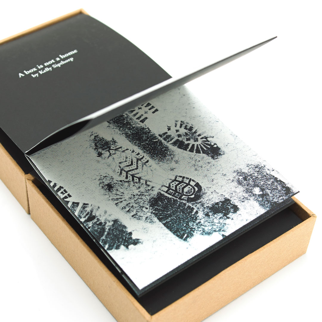 'A Box is Not a Home' Client Gift - PaperSpecs