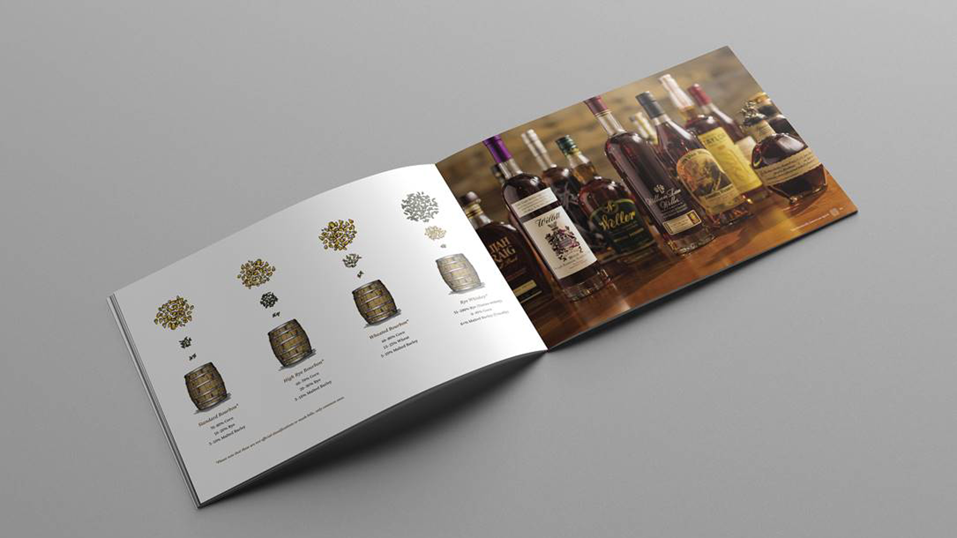 Sappi 'Simply Bourbon' Book
