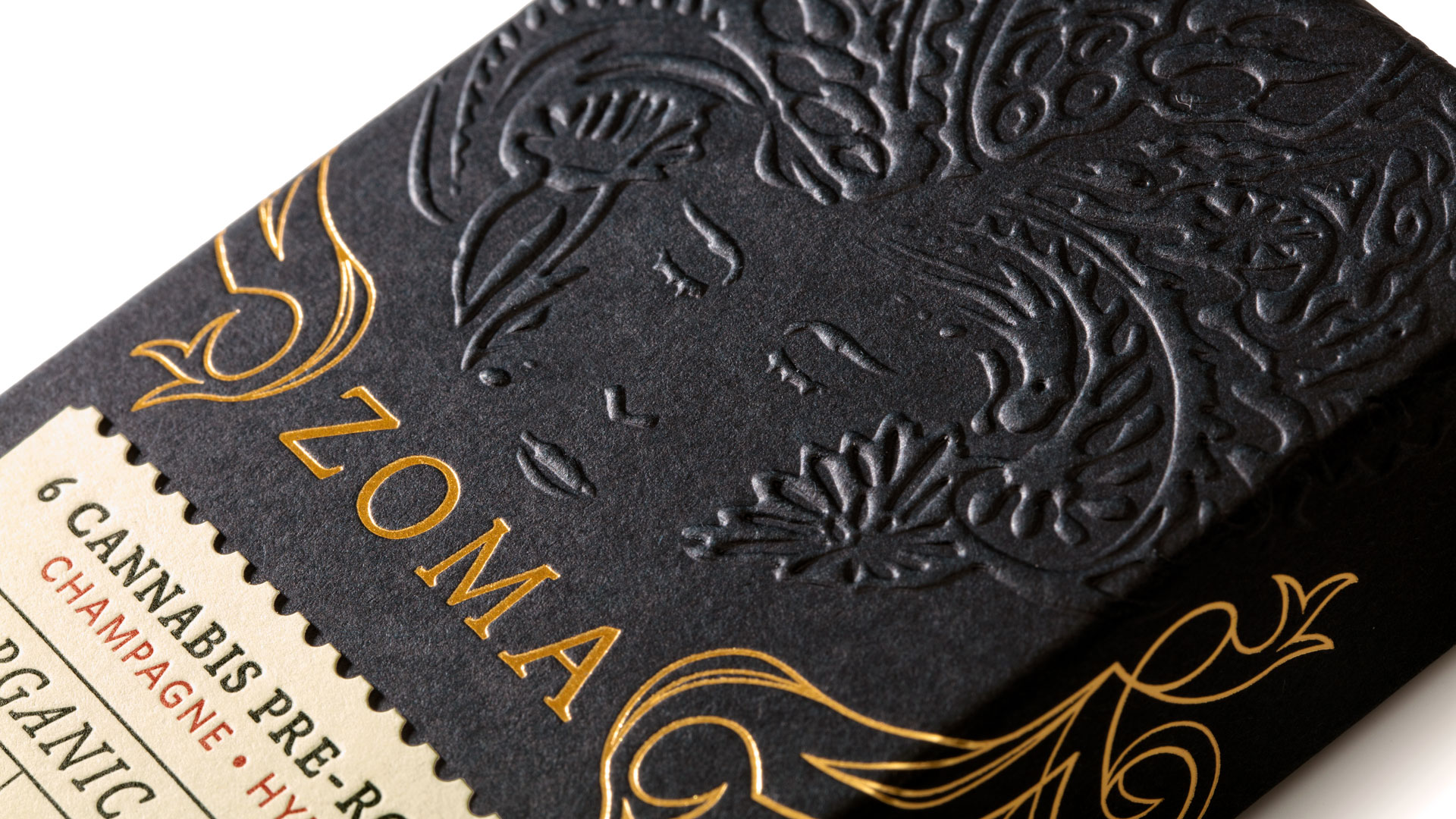Zoma Cannabis Packaging