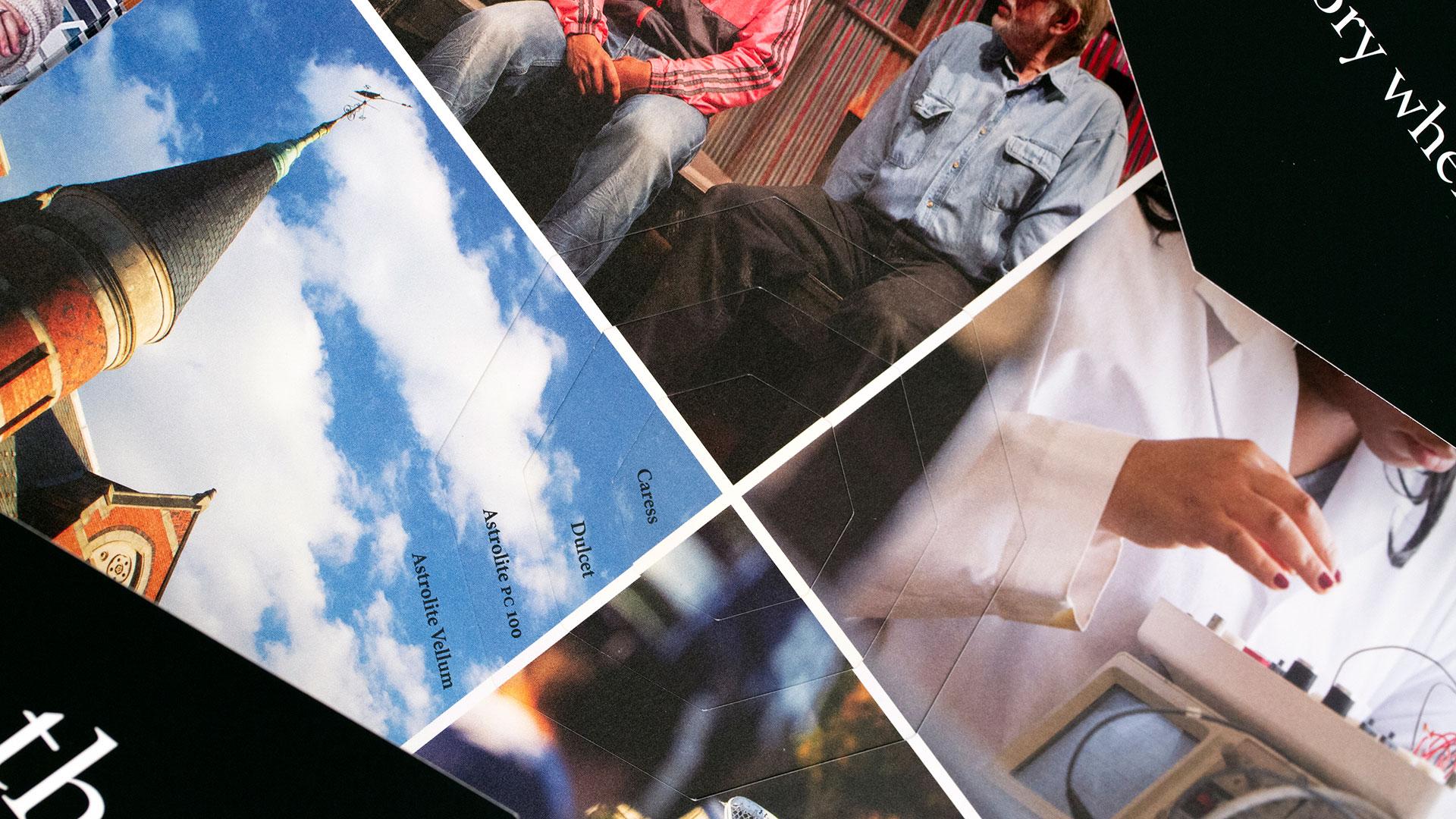 """Monadnock Paper Mills' """"Single Image Volume II: Matt Lester"""""""