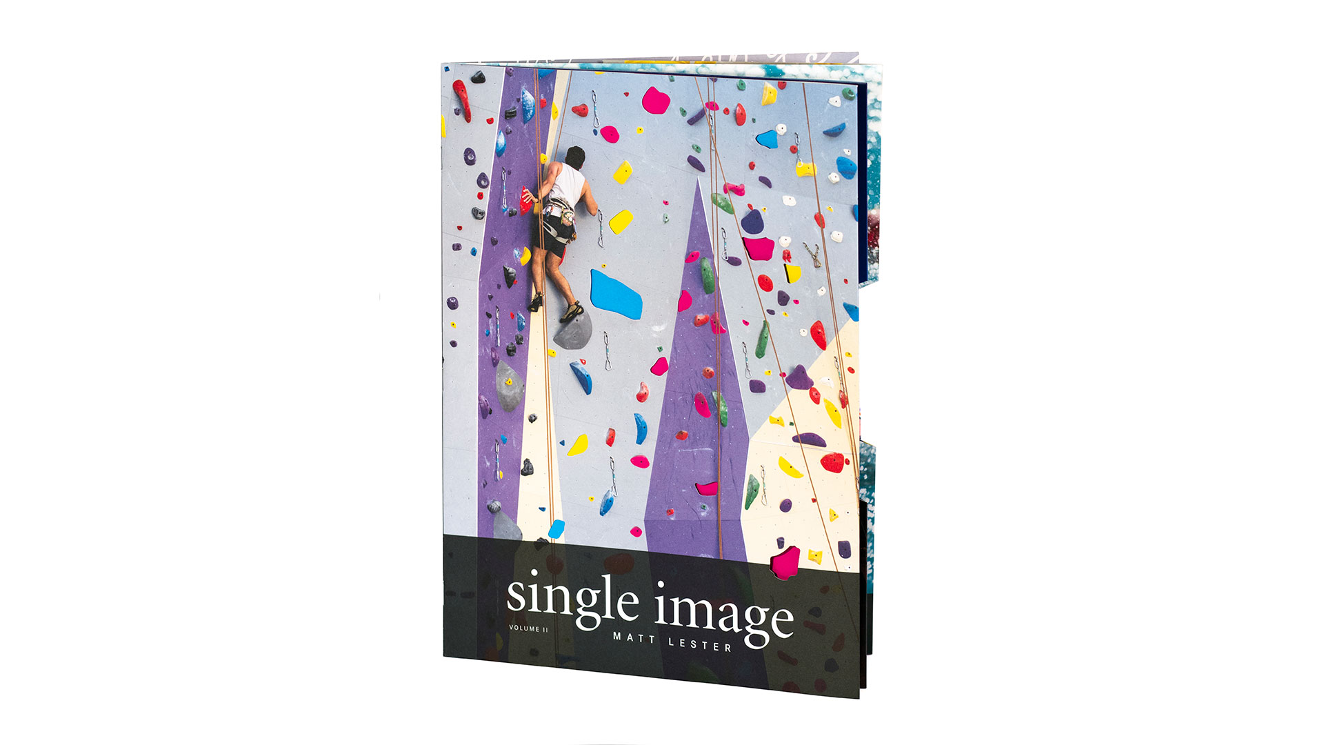 "Monadnock Paper Mills' ""Single Image Volume II: Matt Lester"""
