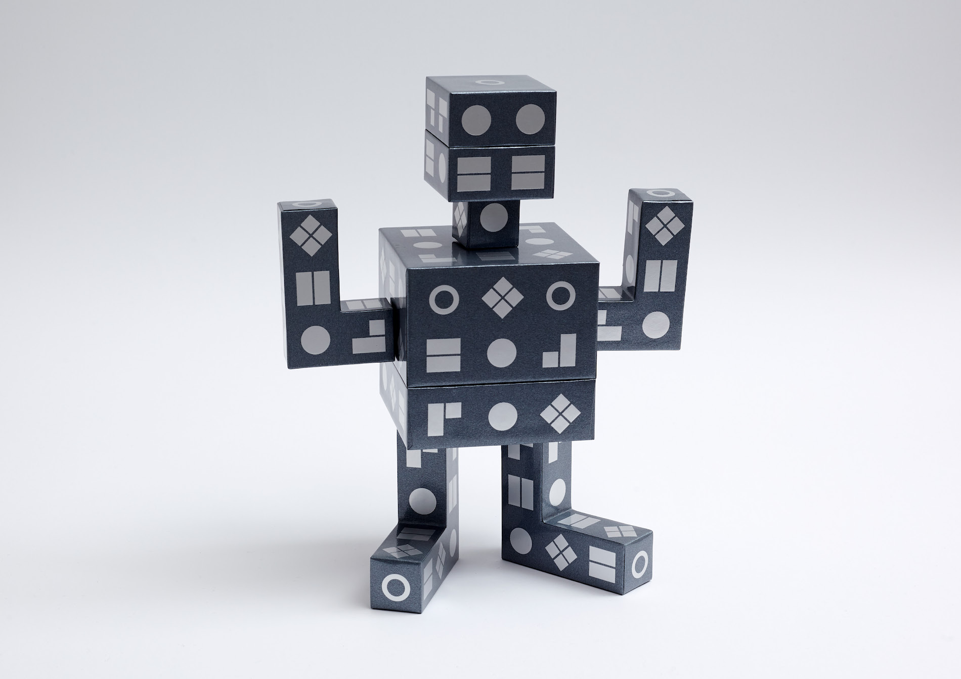 Robox: The Poseable Hot-Foil Robot! - PaperSpecs
