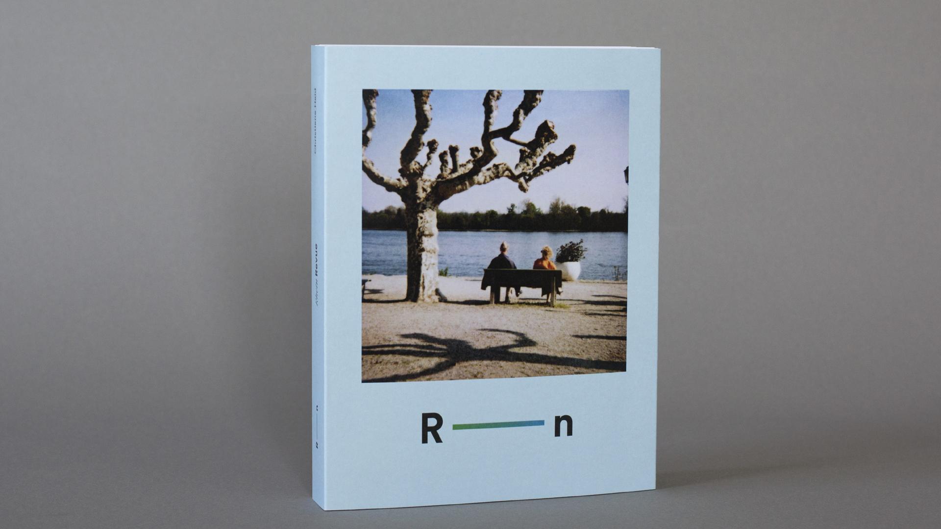 Relaxing RheinRevue Accordion-Fold Book