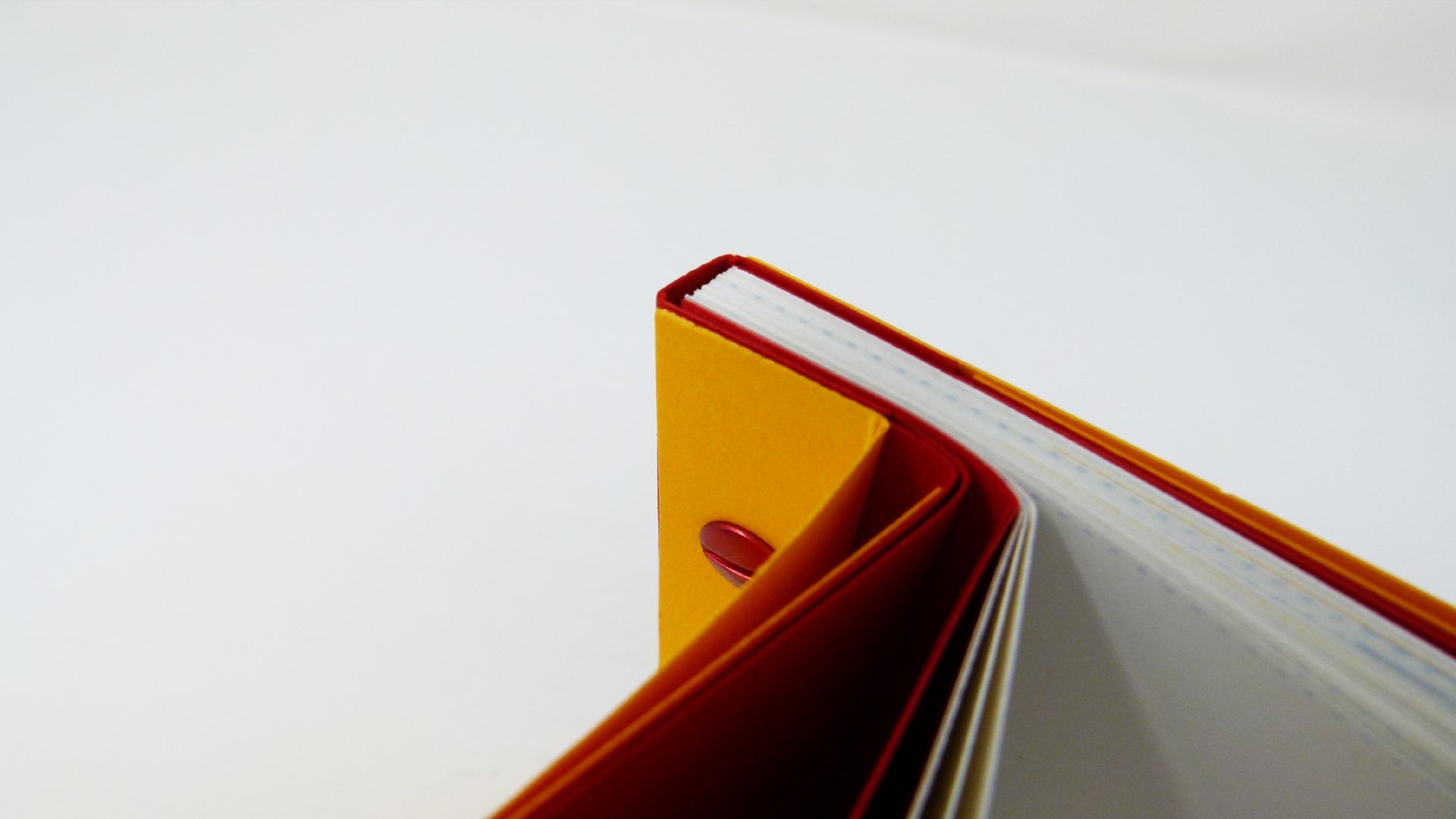 'Drew's ABCs' Letterpress Book – PaperSpecs