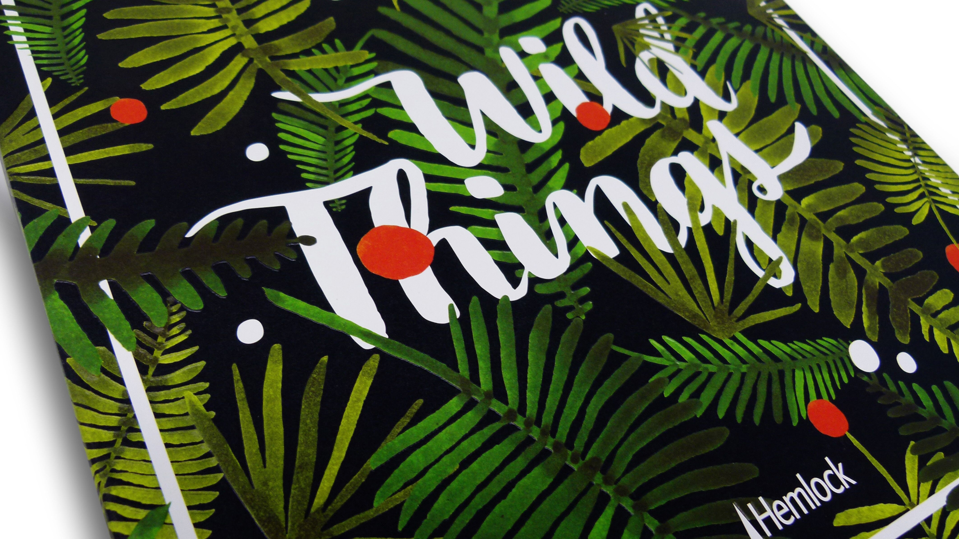 'Wild Things' Holiday Gift Wrap Kit - PaperSpecs