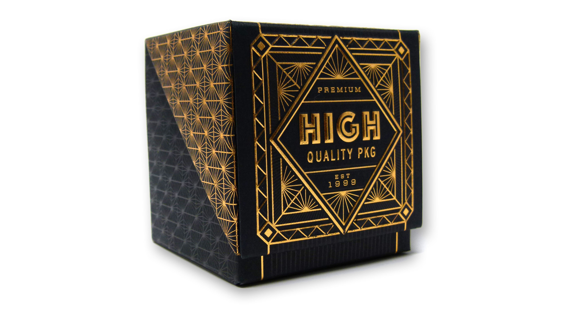 'High Quality' Cannabis Premium Packaging - PaperSpecs