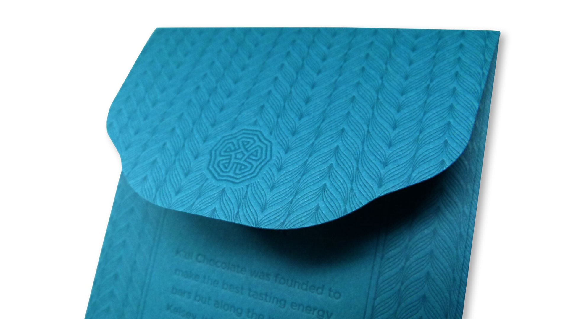 Creative Packaging Design for K'ul Chocolate - PaperSpecs