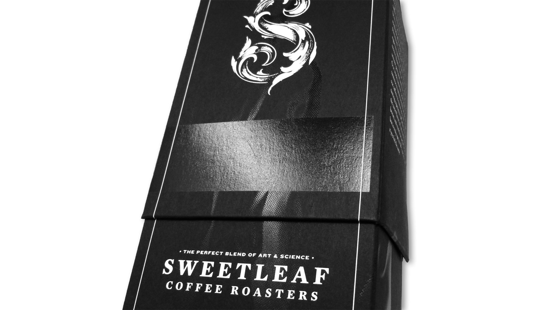 High-Octane Creative Packaging – Sweetleaf Coffee Roasters - PaperSpecs