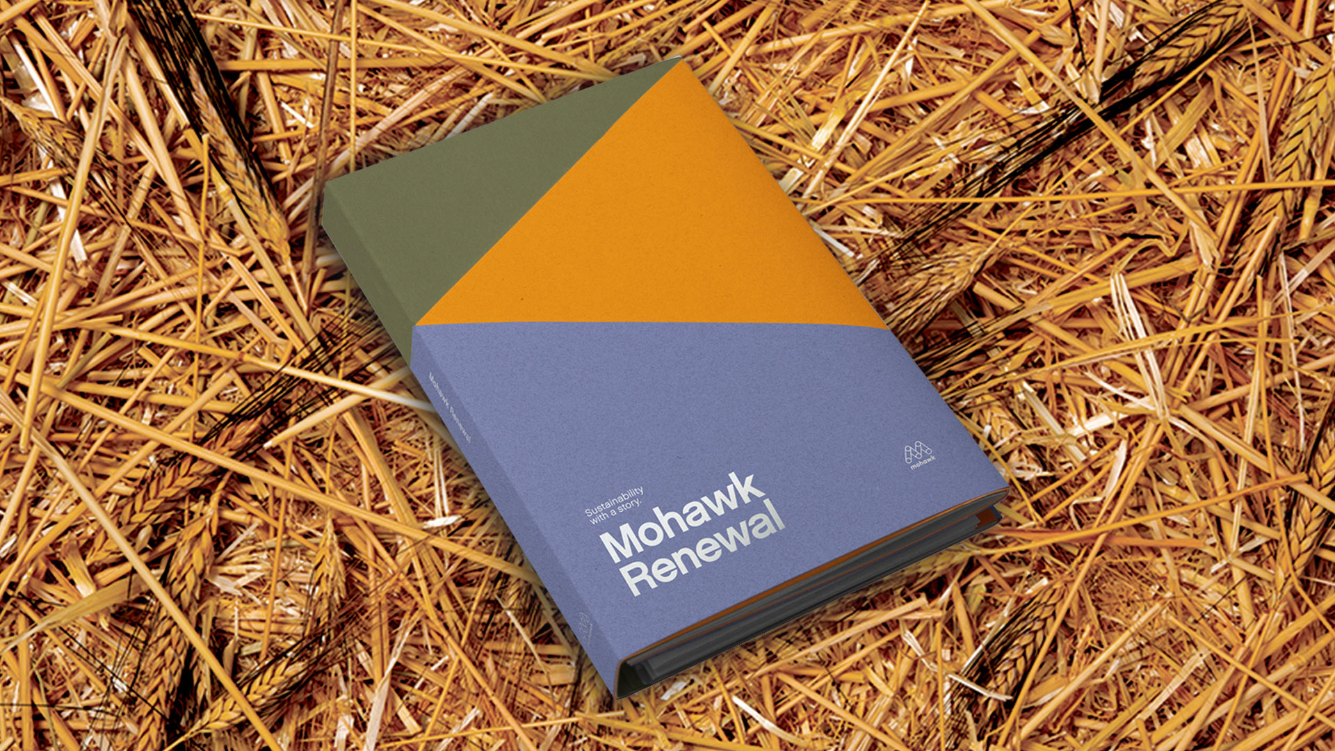 The Mohawk Renewal Swatchbook - PaperSpecs