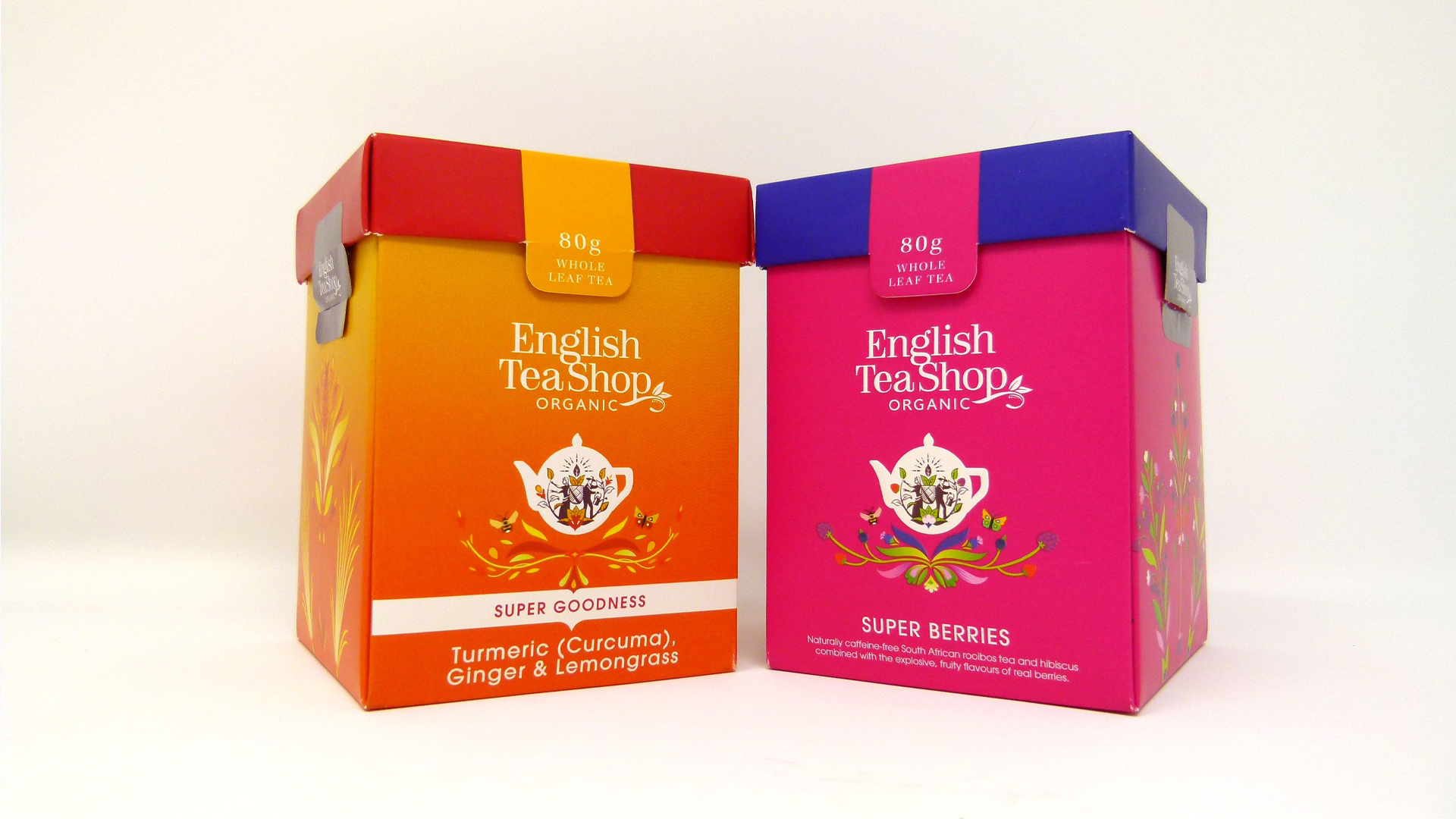Colorful & Sustainable Packaging Design – Tea Caddy - PaperSpecs