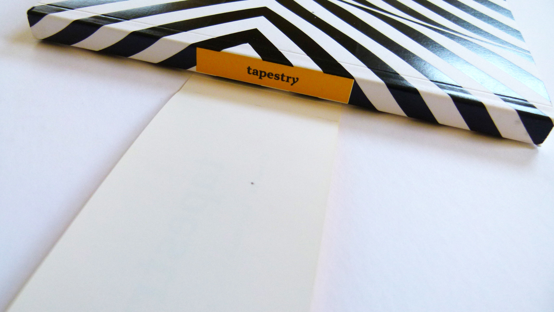 Tapestry Designer Notebook - PaperSpecs