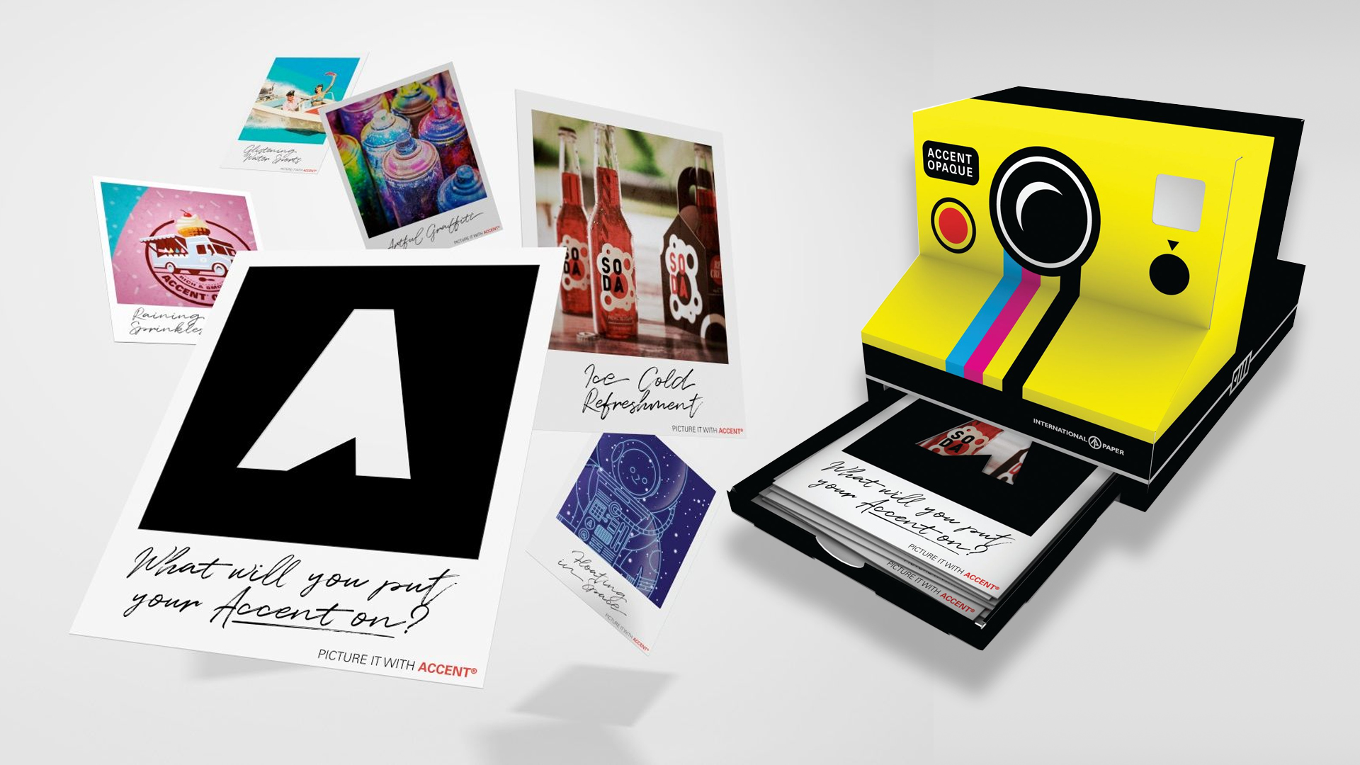 International Paper Accent Paper-Craft Camera - PaperSpecs