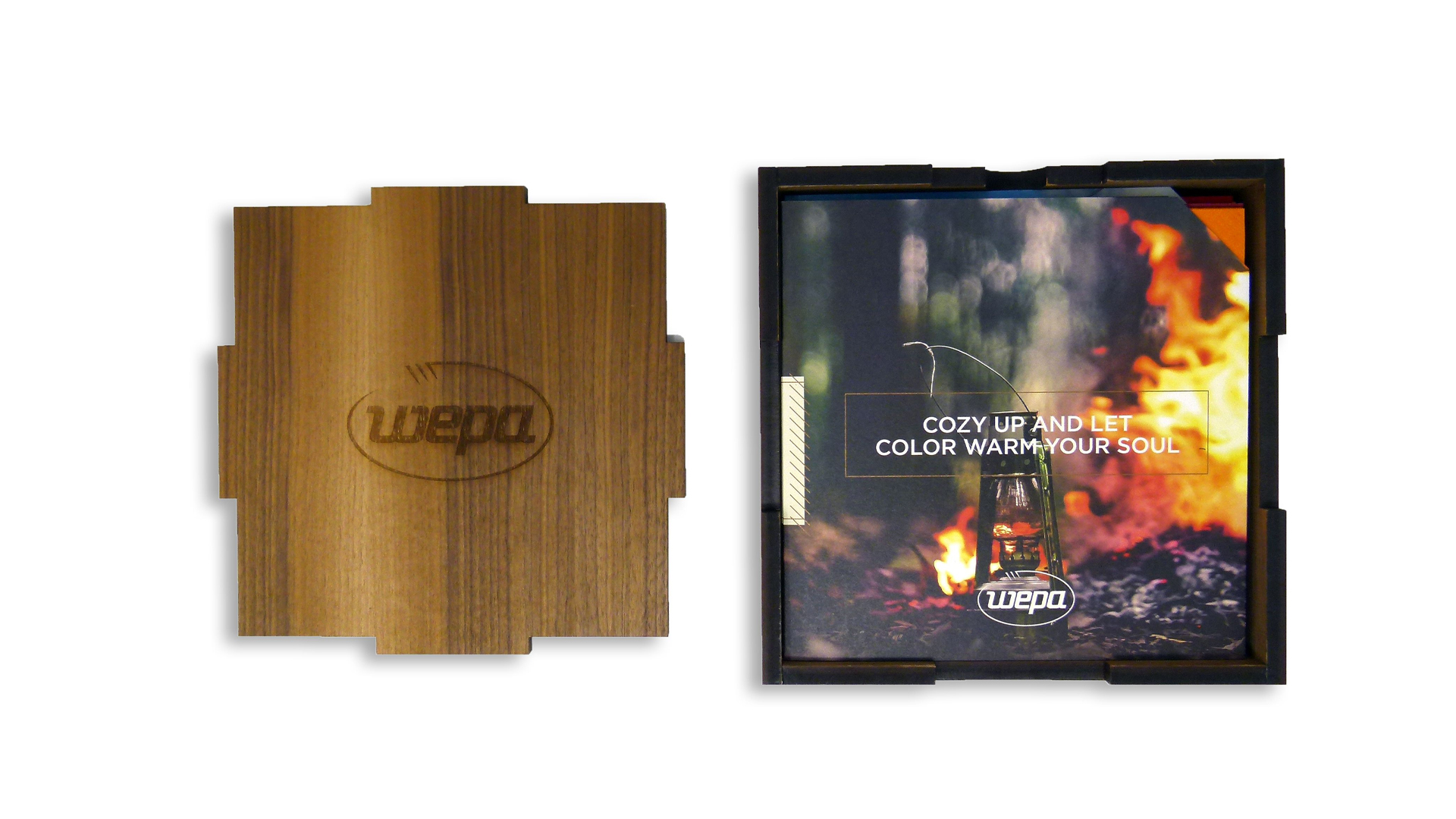 Laser-Cut Reveal: The WEPA Sales Kit - PaperSpecs