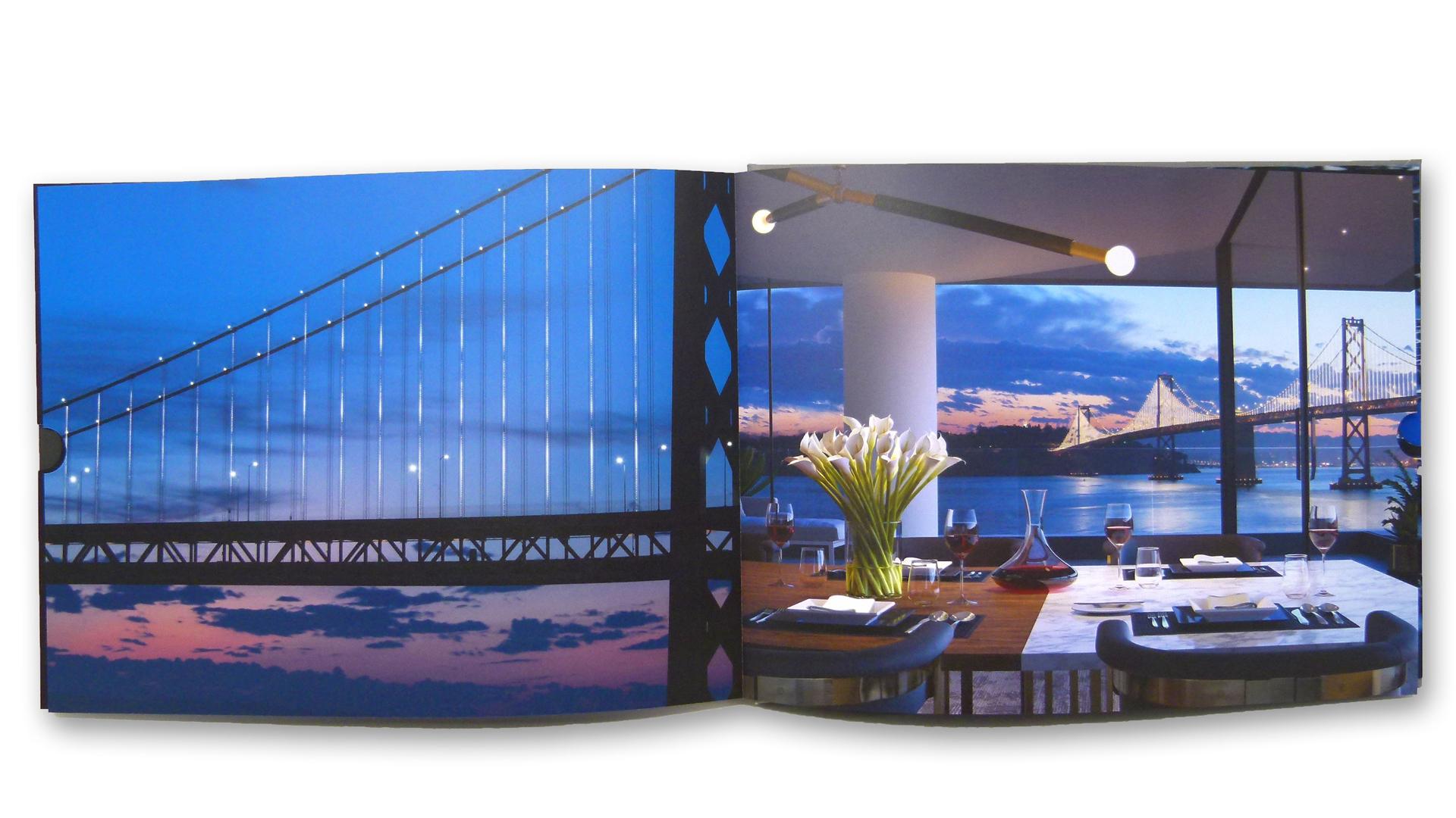 Clever Brochure: One Steuart Lane Portfolio - PaperSpecs