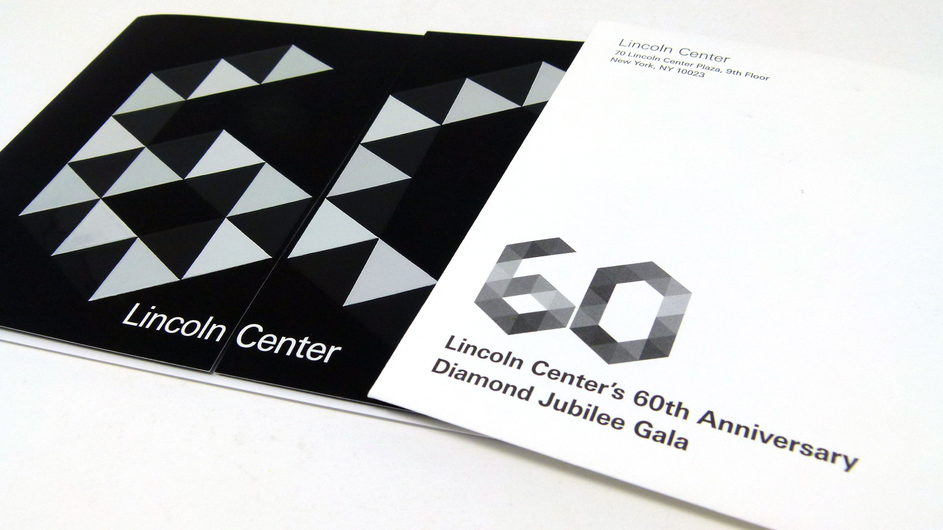 Lincoln Center 60th Anniversary Gala - PaperSpecs