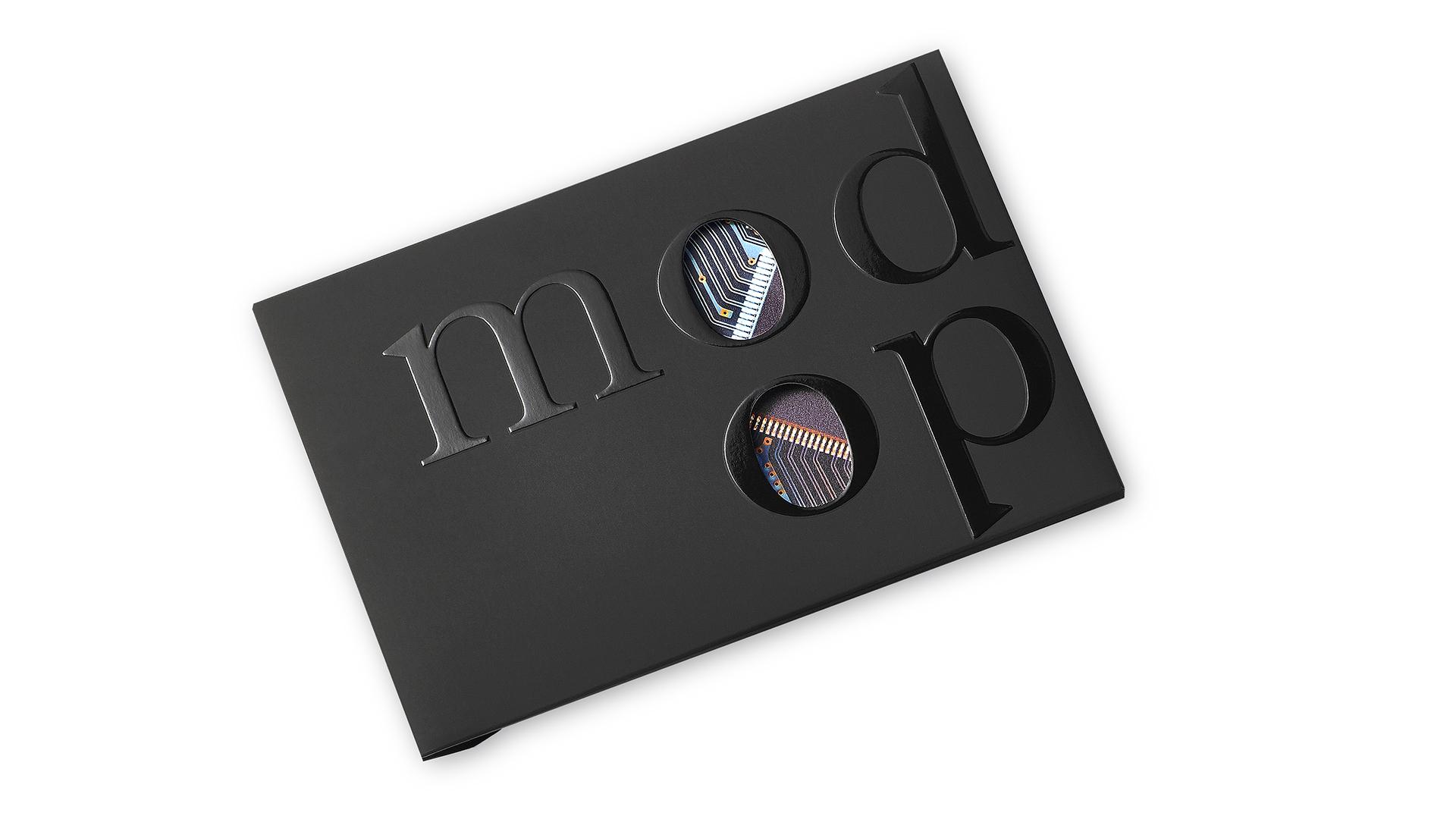 Mod Op Postcard Set - PaperSpecs