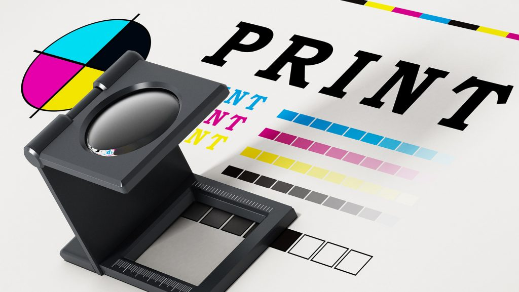 chromalin proofs are CMYK laminated printing proofs