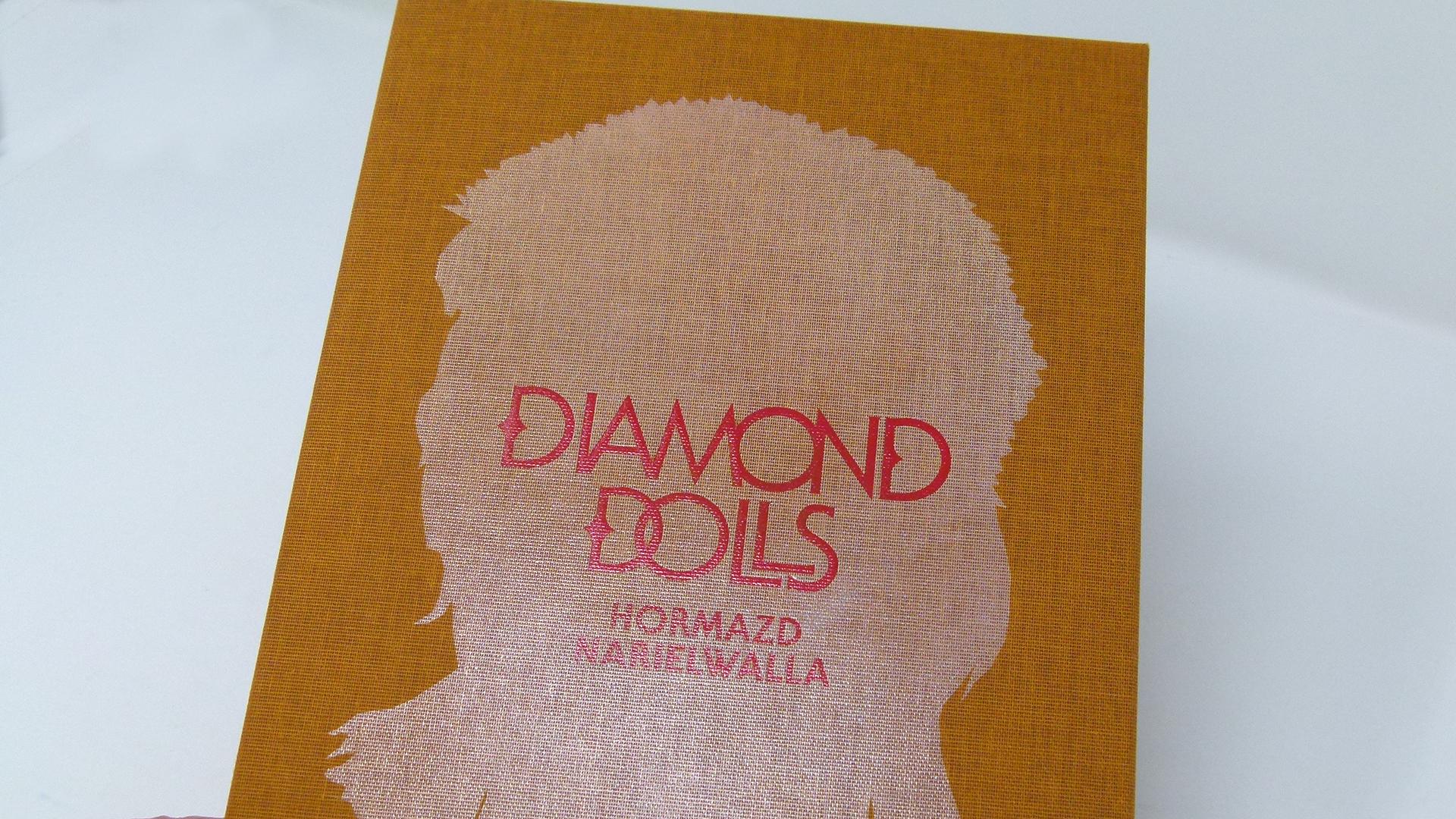 David Bowie Themed 'Diamond Dolls' Book